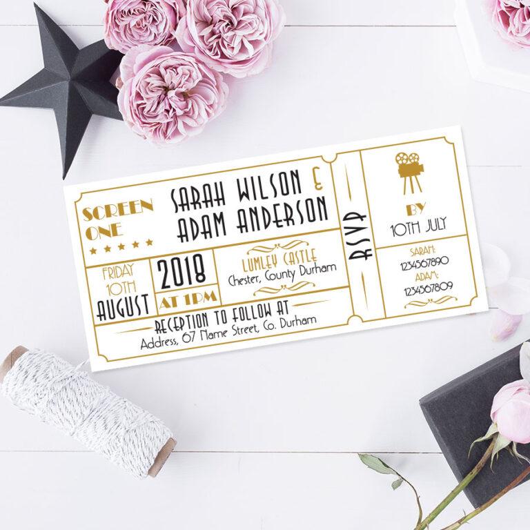 Hollywood Cinema Ticket