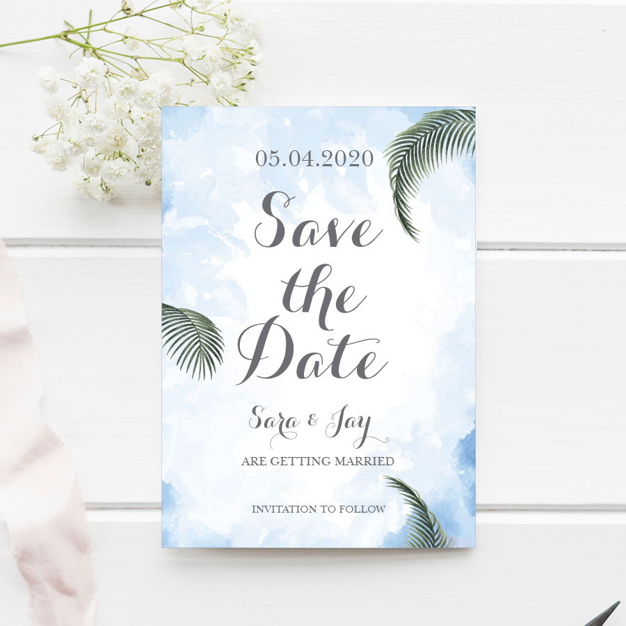 Sky Save the Date