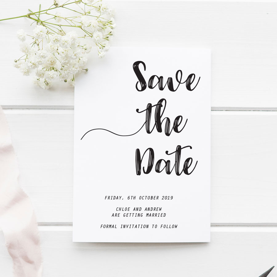Do I need to send Save the Dates?