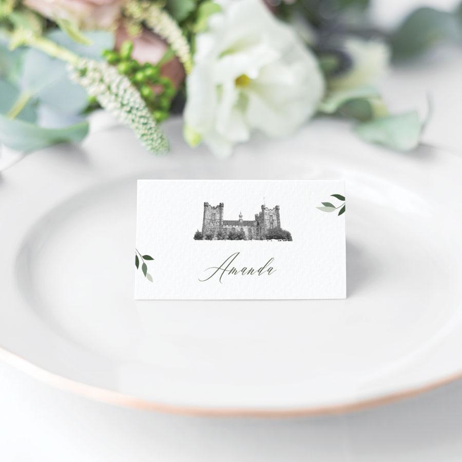 lumley placecard
